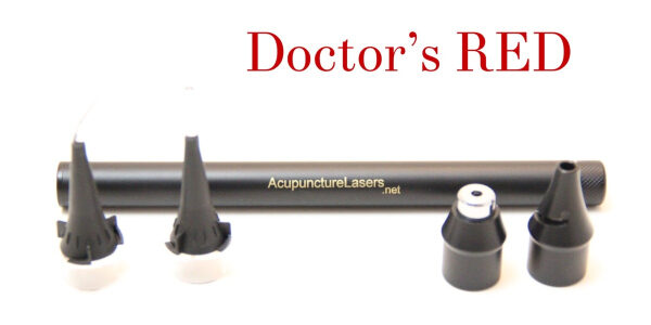 doctors red laser pen