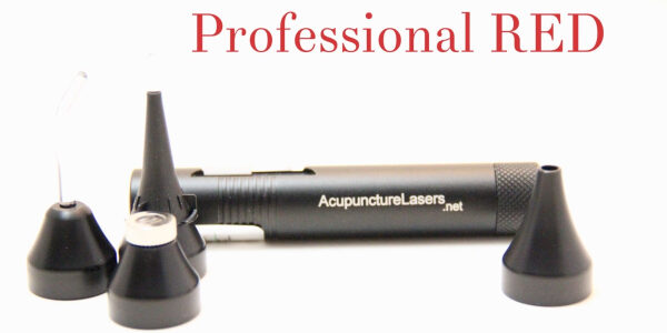 red acupuncture laser pen